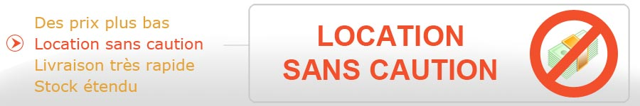 Location sans caution